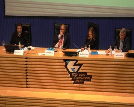 Mesa redonda: O valor da Constitución - Xornada sobre A Constitución española no seu corenta aniversario